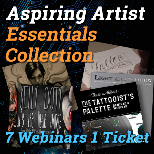 Artist Essentials Webinar Pack