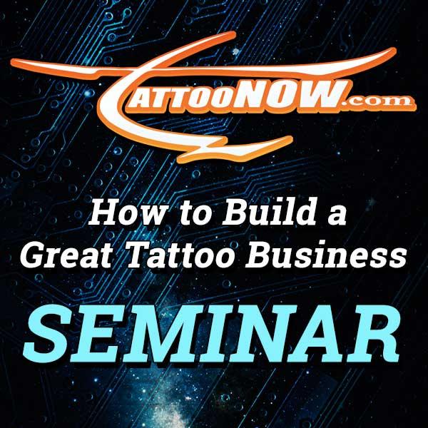 tattoo business seminar