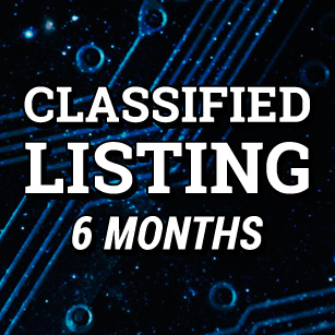 Classified Listing 6 Months