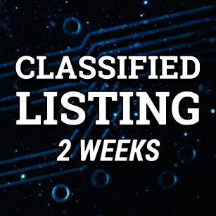 Classified Listing 2 Week