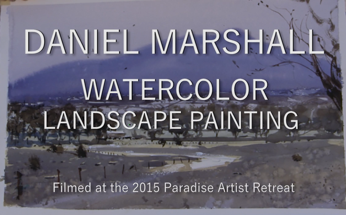 Dan Marshall Painting