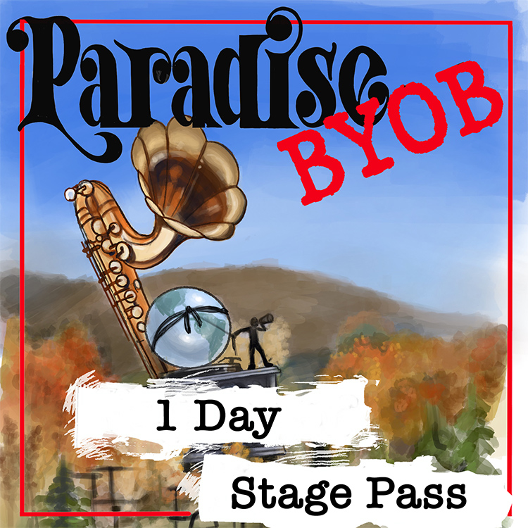 Paradise 2021 1 Day Pass