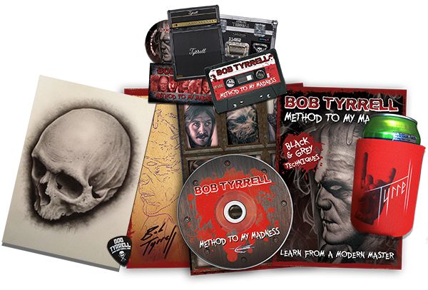 BOB TYRRELL LIMITED EDITION DVD