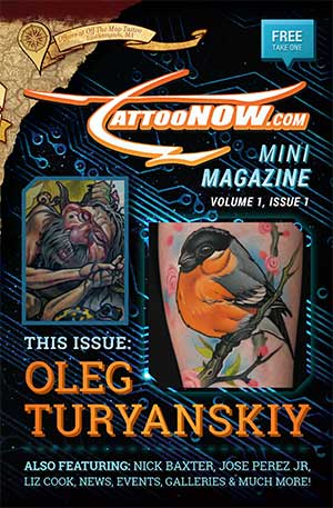 TattooNOW Mini-Magazine